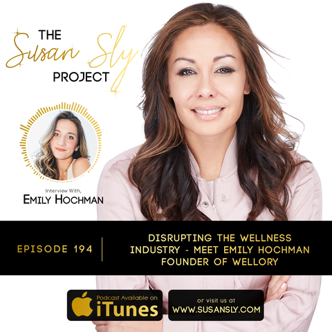 Susan Sly Interview With Emily Hochman
