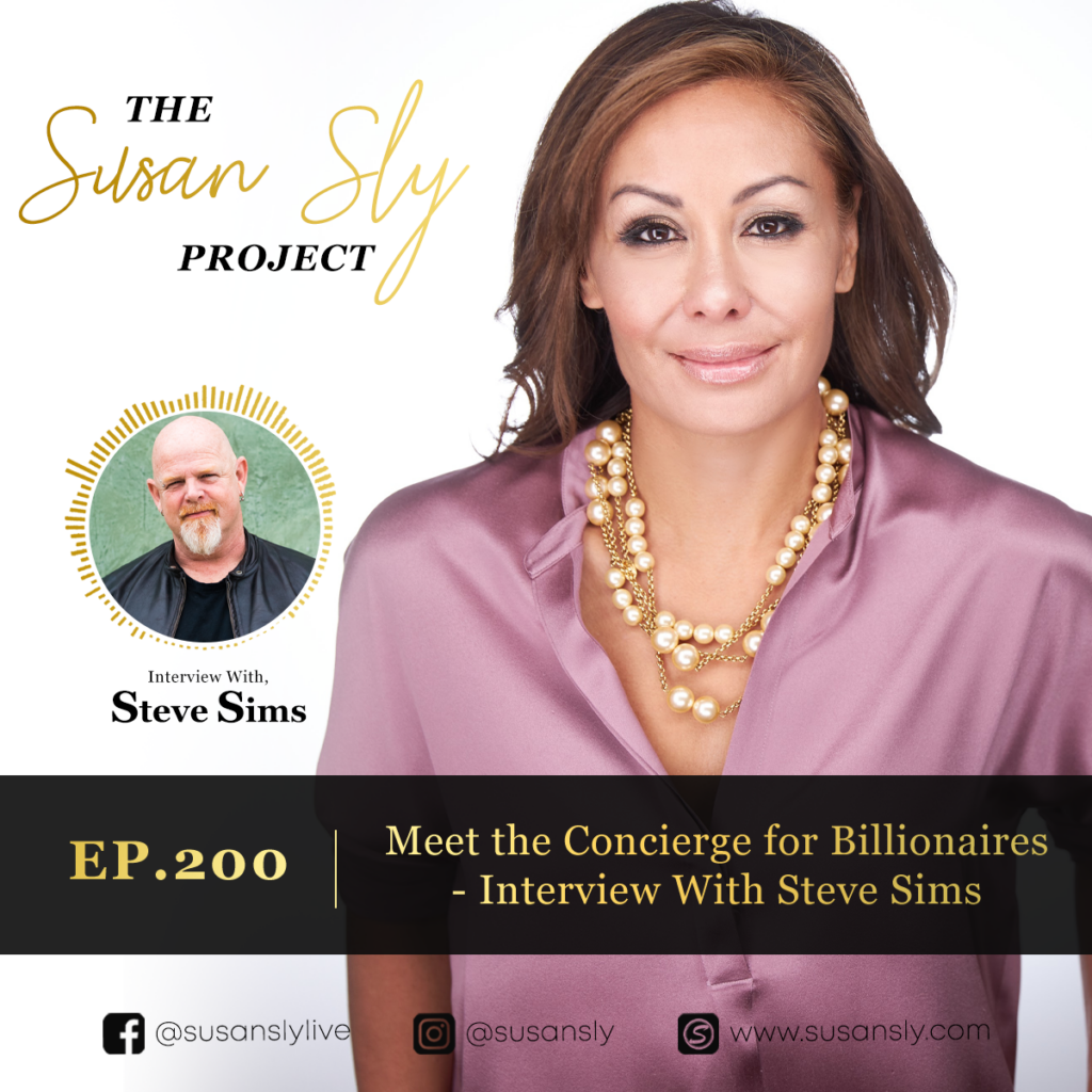 Susan Sly Interview with Steve Sims