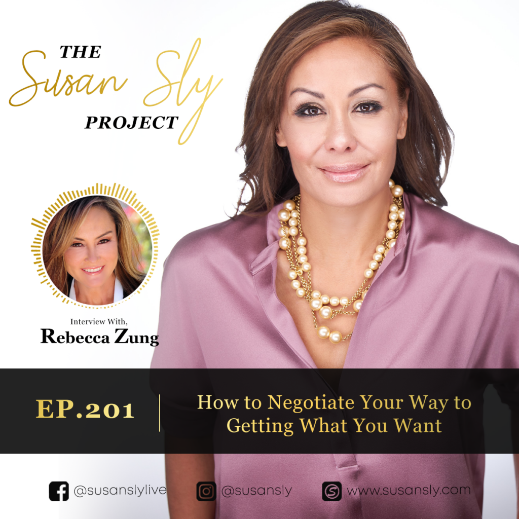Susan Sly Interview with Rebecca Zung