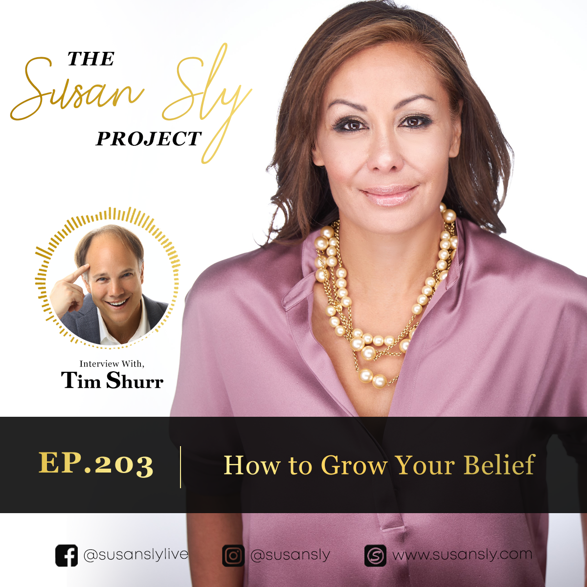203.  How to Grow Your Belief – Interview With Tim Shurr