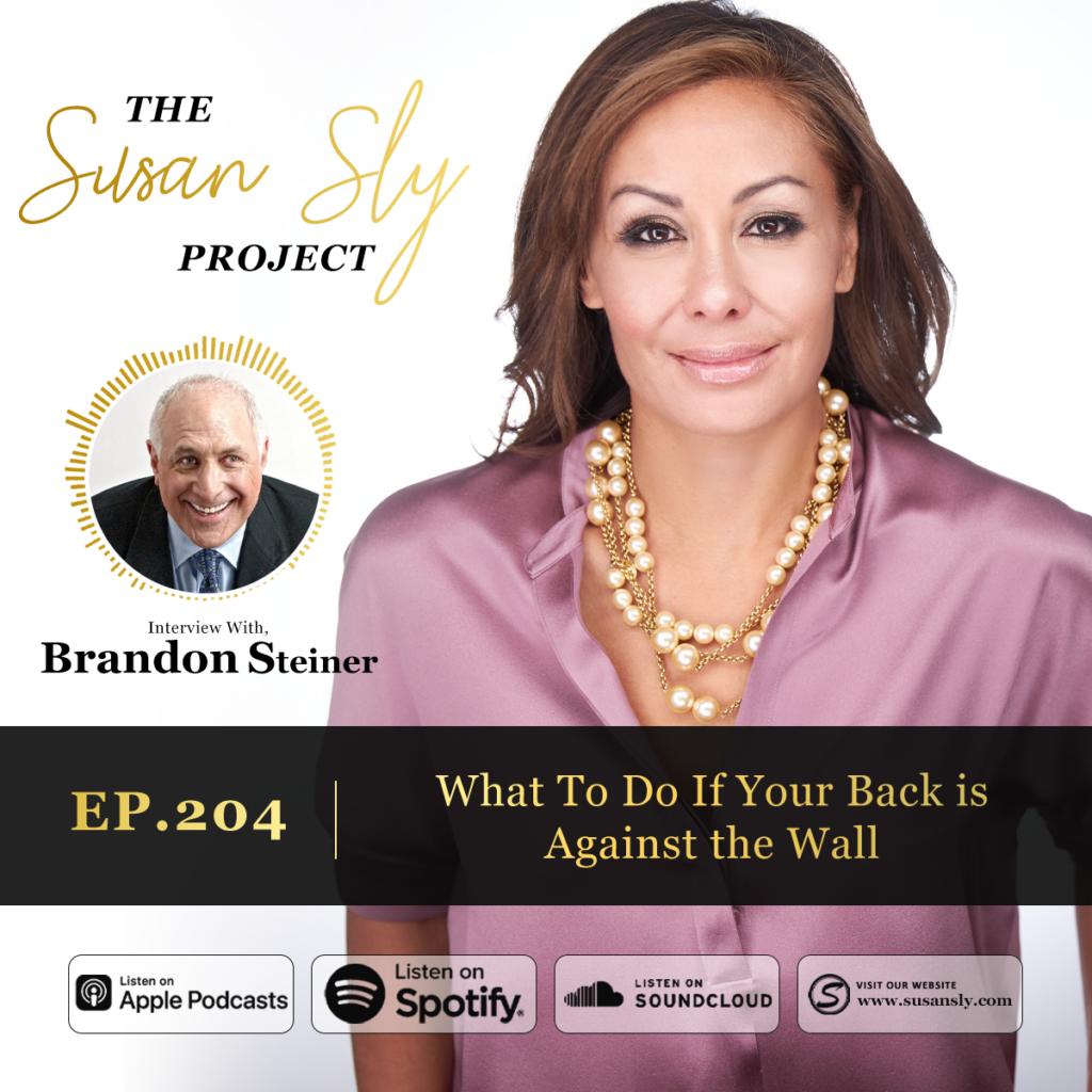 Susan Sly Interview With Brandon Steiner
