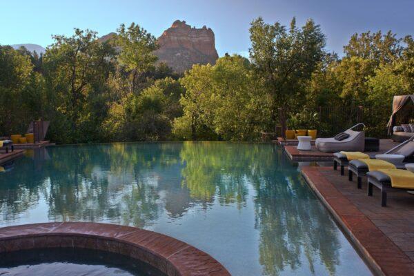 Sedona Retreat Pool