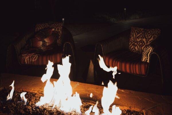 Community Gathering Firepit
