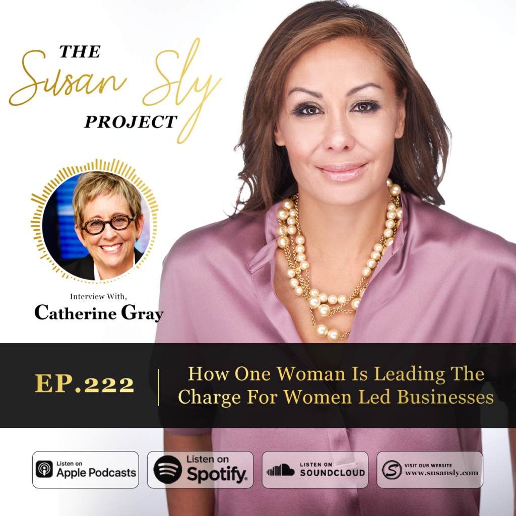 Susan Sly interview with Catherine Gray