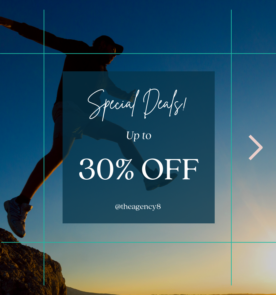 30 percent special deal coupon image