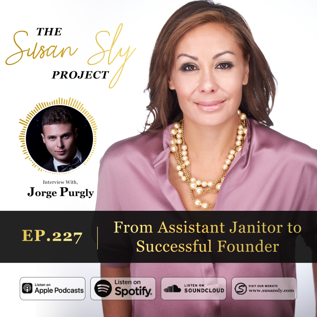 Susan Sly interview with Jorge Purgly