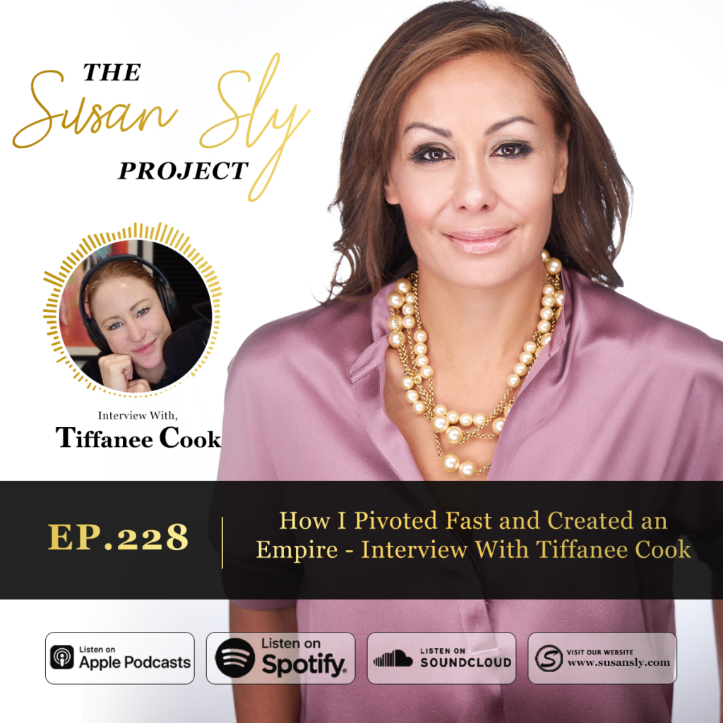 Susan Sly interview with Tiffanee Cook