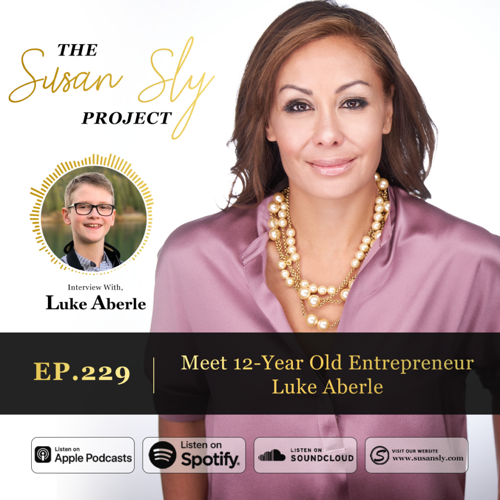 Susan Sly interview with Luke Aberle