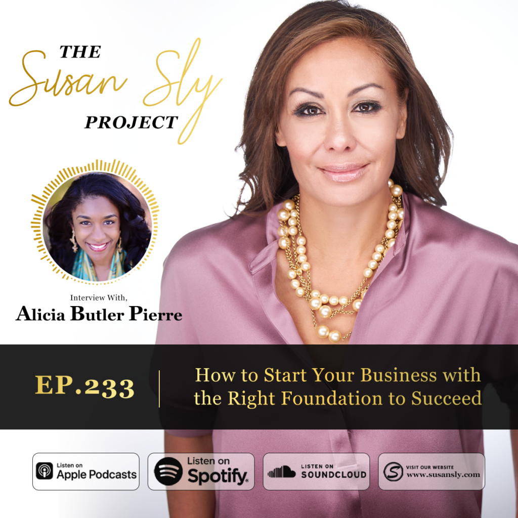 Susan Sly interview with Alicia Butler Pierre