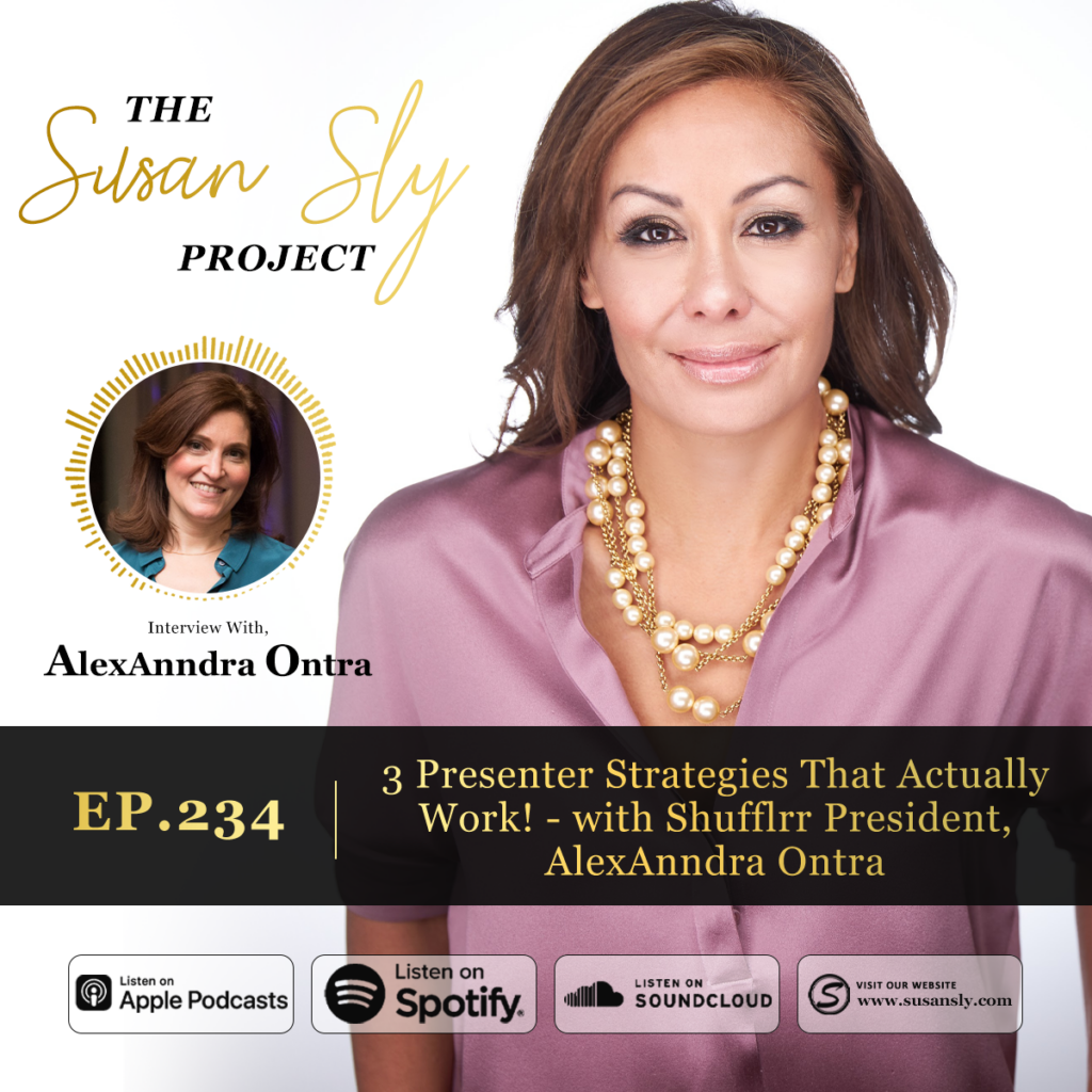 Susan Sly interview with AlexAnndra Ontra
